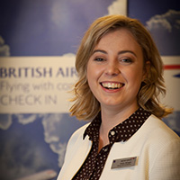 Holly Allright - Flying With Confidence team