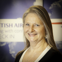 Jane Whybrow - Flying With Confidence team