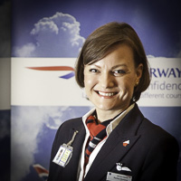Pavlina Denkova - Flying With Confidence team