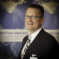 Simon Baxendale - Flying With Confidence team
