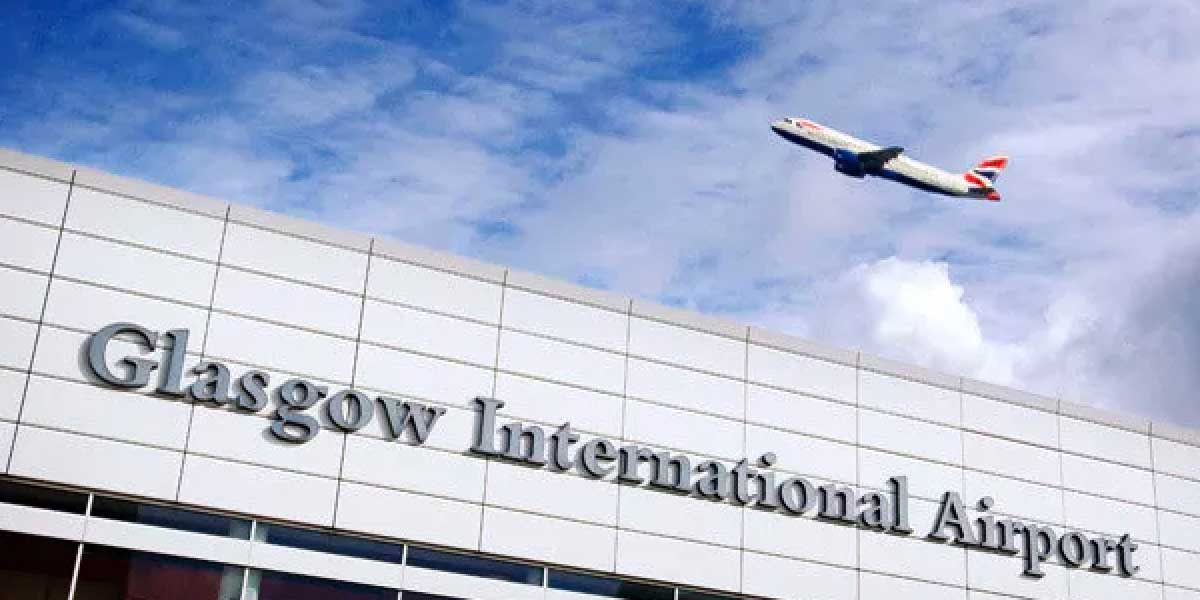 Fear of flying courses at Glasgow Airport